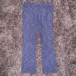 Size 7 , Fit 6 Mossimo Supply CO Bootcut Pants